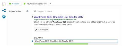 Seo Checklist Tips Grow Traffic