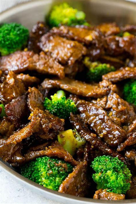beef and broccoli stir fry recipe dishmaps