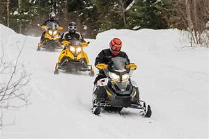 Ride Ontario Snowmobile Trails For Free Family Day Weekend ...