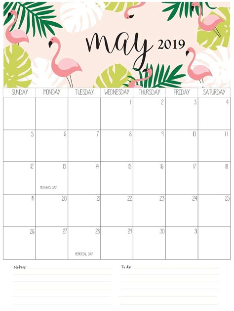 monthly printable calendar calendar