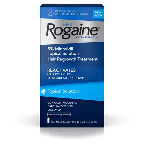Amazon.com : Men's Rogaine Extra Strength Hair Loss & Hair
