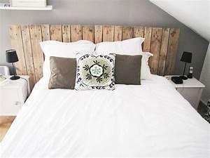 Idee Deco Tete De Lit : tte de lit cocooning ~ Melissatoandfro.com Idées de Décoration