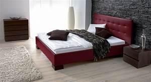 Schlafzimmer Design Grau : kunstleder bett in berl nge erh ltlich bett ruby ~ Markanthonyermac.com Haus und Dekorationen