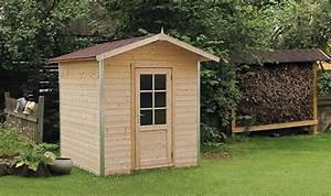 petit abri de jardin en bois et aluminium 4 mtres carrs With petit abris de jardin