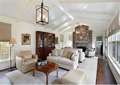 unique cathedral  vaulted ceiling designs  living