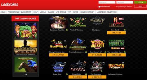 casino ladbrokes games bettingsites screenshot