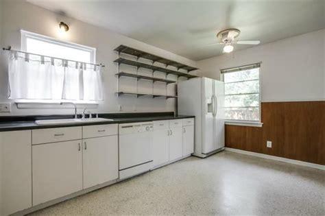 terrazzo kitchen floor alger park midcentury offers vintage charm s dirt 2702