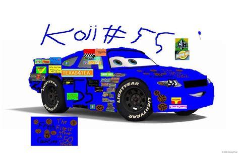 Custom Piston Cup Racers Here!!