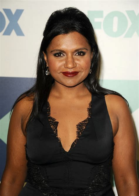 Why Mindy Kaling Had To Write Her Own Parts