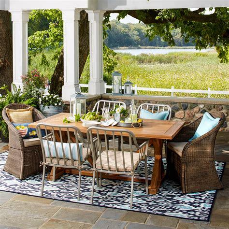 farmhouse patio furniture finds house  hargrove