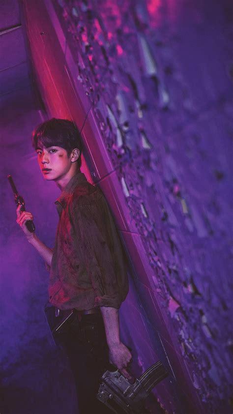 bts purple wallpapers wallpaper cave
