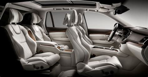 Volvo Rolls Out Xc90 Excellence Flagship For 2015 Shanghai
