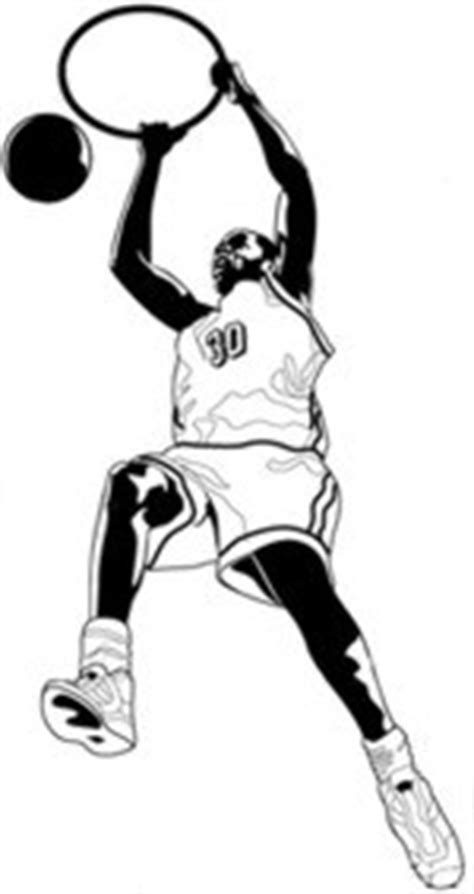 basketball player clipart black and white basketball player clipart