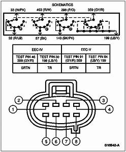 92 Ford Bronco E4od Transmission Wiring Diagram