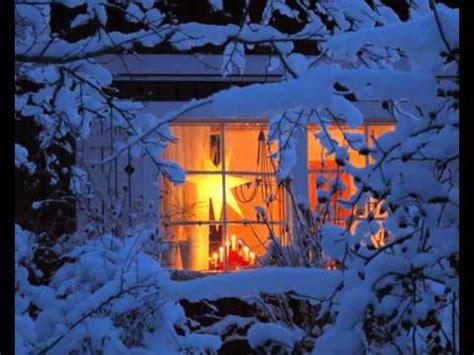 vor weihnachten es schneit youtube