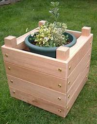 build a planter box How to Make a Simple Chunky Wooden Planter | Make: