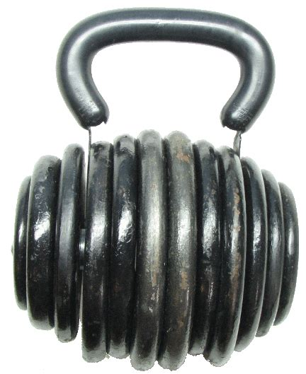 kettlebell handle adjustable weights standard lbs convenient workouts holds provides variety option fast wide each