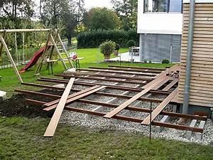 Garten Terrasse Selber Bauen : terrasse im garten terrasse garten gestalten kunstrasen garten nowaday garden ~ Yasmunasinghe.com Haus und Dekorationen
