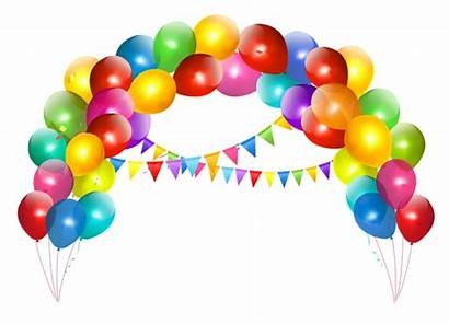 Clipart Party Decorations Transparent Decoration Balloon Arch