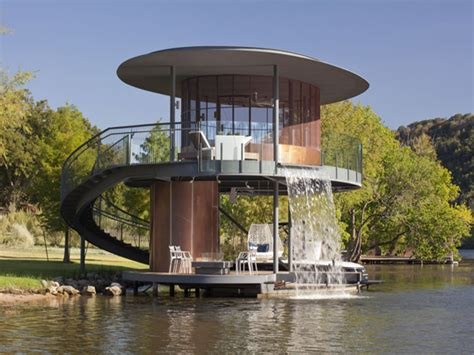 small easy houseboats small boat house designs lake houses plans treesranchcom