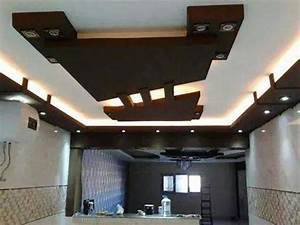 decoration cuisine ba13 With faux plafond design cuisine