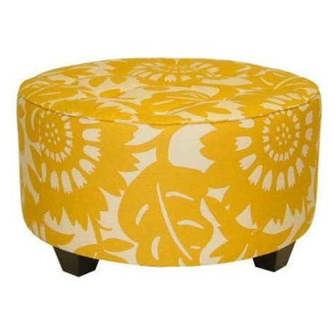 Large Yellow Ottoman - 25 best ideas about yellow ottoman on gray