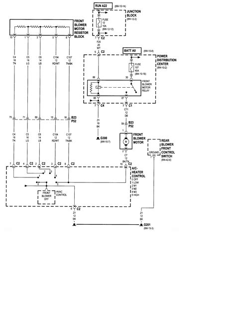 Plymouth Start Wiring Diagram by 2000 Plymouth Voyager Fuse Box Description Plymouth Auto
