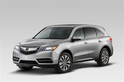 Acura Mdz by 2015 Acura Mdx Reviews And Rating Motor Trend