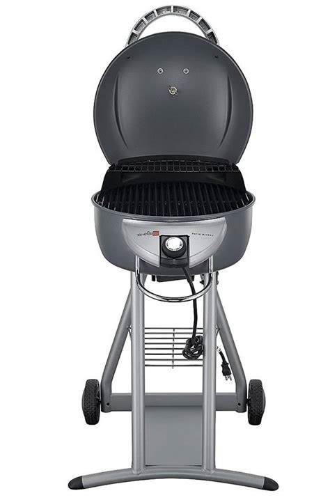 char broil graphite patio bistro tru infrared electric