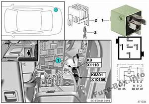 Fuse Box Diagram  U0026gt  Bmw X5  E70  2007