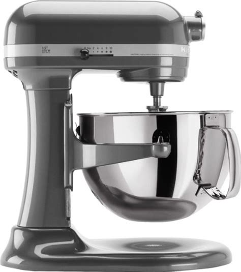 kitchenaid mixer professional stand 600 series pearl metallic qt mixers bestbuy appliances front nezmart