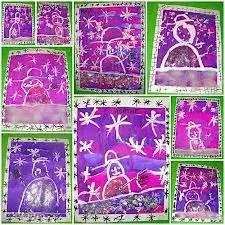 images  arts plastiques hiver  pinterest