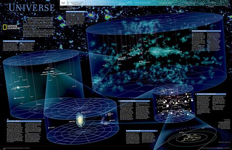 buy universe tubed  national geographic maps