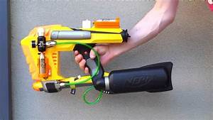 Co2 Powered Nerf Magstrike - Finished