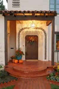 Photo Of Revival Porch Ideas by Revival Restoration Mediterranean Entry