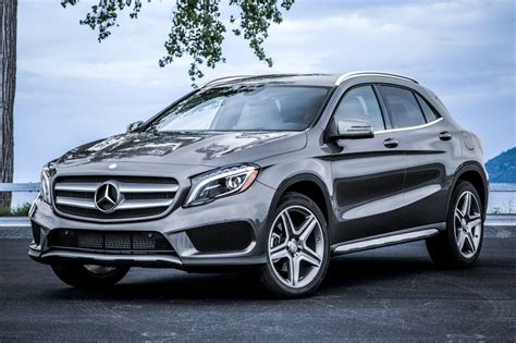 Used 2015 Mercedes-benz Gla-class For Sale