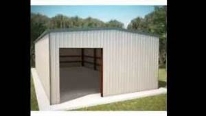 buy duro span steel s20x20x14 metal building factory kit With 40x40 shed