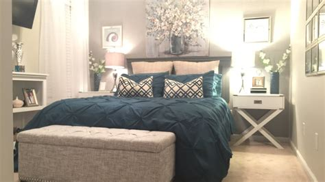 guest bedroom decorating ideas   budget youtube