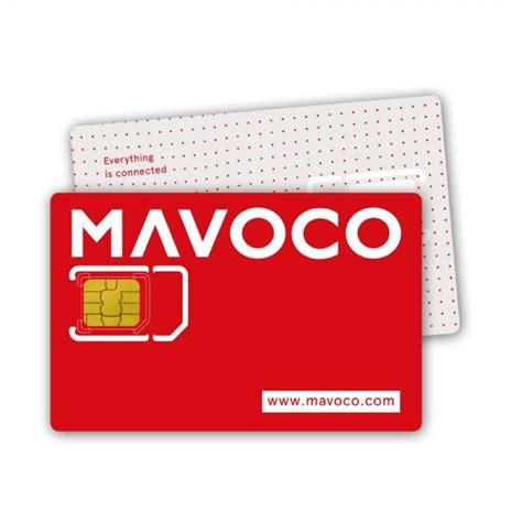 mavohome multinetzwerk prepaid sim karte zubehoer