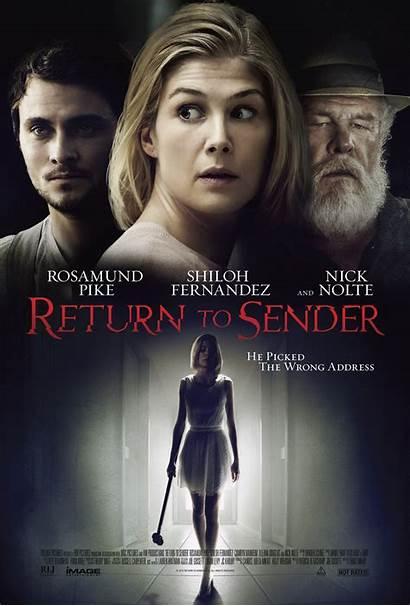 Return Sender Tv Series Dvd Flicks Horror