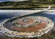 By Robert Smithson Spiral Jetty