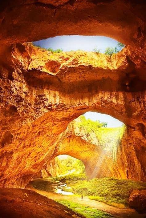Devetashka Cave Bulgaria International Travel