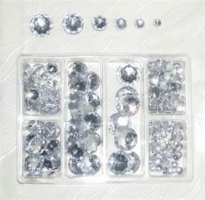 Spiegel Zum Aufkleben : acryl diamanten klar rund gro e strass steine schmucksteine zum aufkleben hobby bastel mix shop ~ Eleganceandgraceweddings.com Haus und Dekorationen