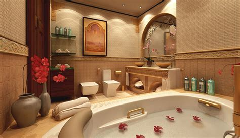 ultimate luxurious romantic bathroom designs home