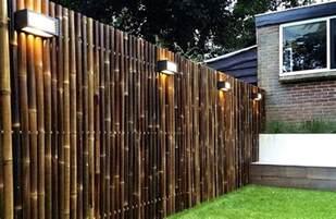 sichtschutz im garten ideen 34 ideen für sichtschutz im garten mit bambus