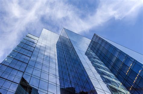 Free Images : architecture sky skyline sunlight glass