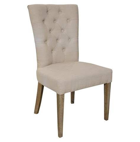 faubourg country tufted side dining chair kathy