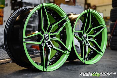 mq wheels  custom painted sublime metallic