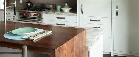 dessus de cuisine fabriquer un comptoir de cuisine en bois 100 ides de
