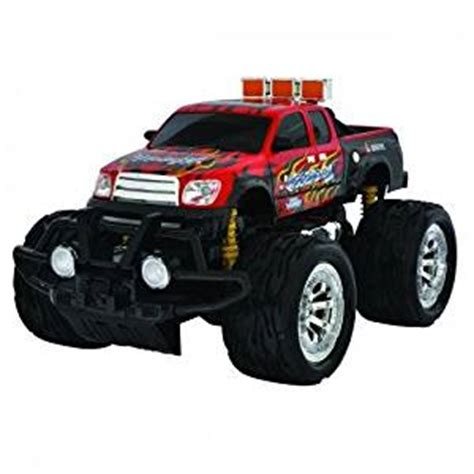 remote control monster trucks videos amazon com 1 14 scale remote control monster truck toys